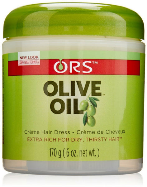 2 Pack - ORS Olive Oil Creme Hair Dress 6 oz