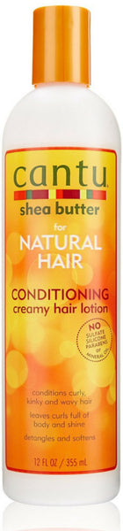 Cantu Creamy Hair Lotion, 13.8 oz (Pack of 3)