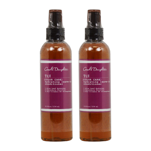"Carol's Daughter Tui Hydrating Leave-in Conditioner 8 oz ""Pack of 2"""