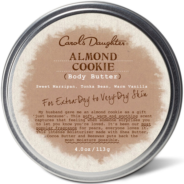 Carols Daughter Almond Cookie Body Butter (Size : 4.0 oz)