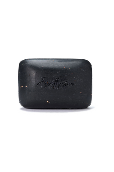 Shea Moisture African black Soap Eczema & Proriasis Therapy Medicated Cleansing Bar - Calm, Clear & Heal - for Sensitive Skin - 5 oz. - Value Double Pack Qty of 2 Each