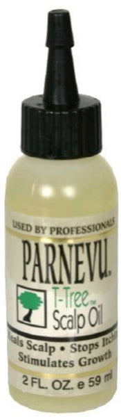 Parnevu T-Tree Scalp Oil, 2 oz
