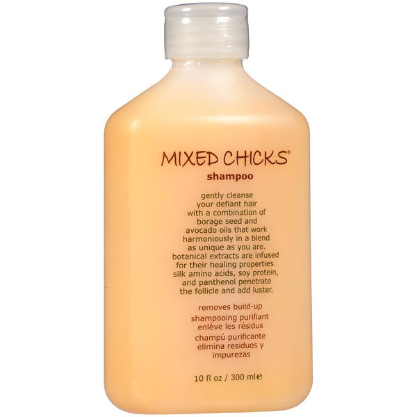 Mixed Chicks Shampoo Removes Build Up, 10.0 FL OZ