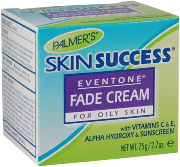 Palmer's Skin Success Eventone Fade Cream Oily Skin 2.70 oz (Pack of 3)