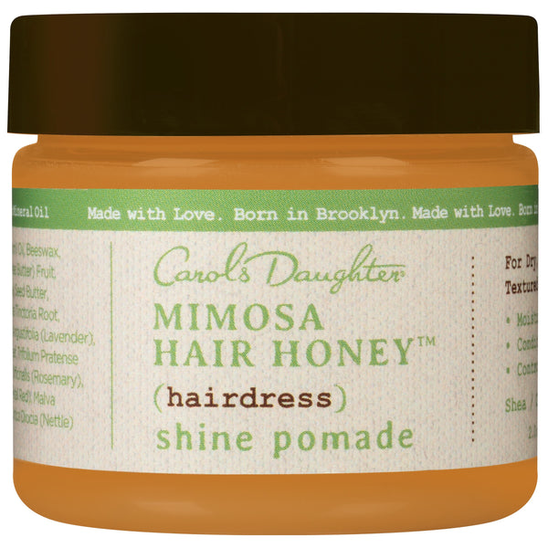 Carol's Daughter Mimosa Hair Honey Hairdress Shine Pomade, 2 Oz