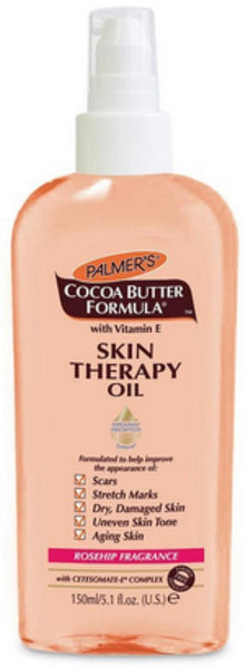 Palmer's Cocoa Butter Formula Skin Therapy Oil Rosehip Fragrance 5.10 oz (Pack of 6)
