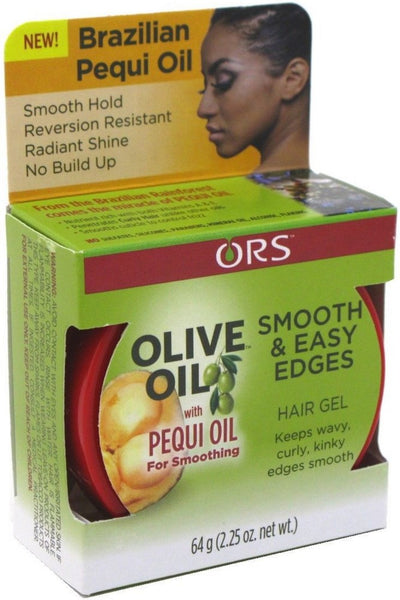 ORS Olive Oil with Pequi Oil Edge Hair Gel 2.25 oz