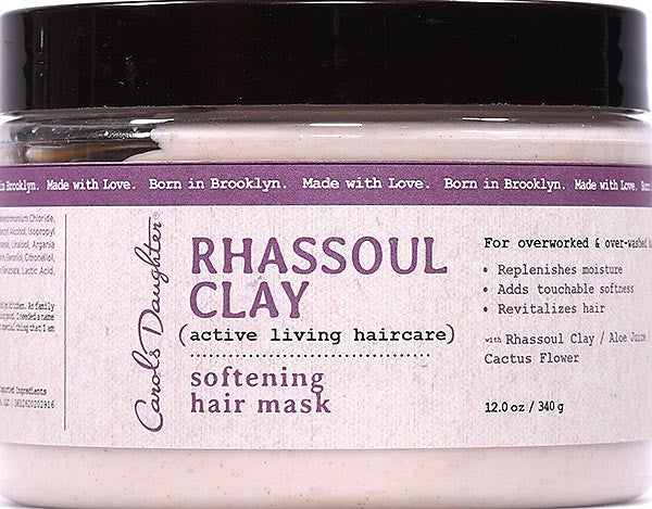 Carol's Daughter Rhassoul Clay Softening Hair Mask 12 OZ