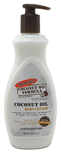 3 Pack Palmer's Coconut Oil Formula with Vitamin E Body Lotion 13.5oz Each