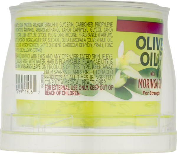 ORS Olive Oil Strand Strengthening Styling Gelee Ultra Firm Hold, 8.5 OZ