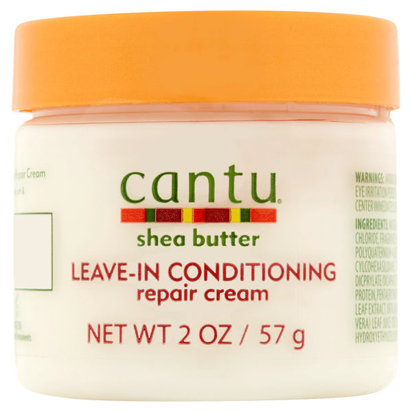 Cantu Shea Butter Leave-in Conditioning Repair Cream, 2 oz