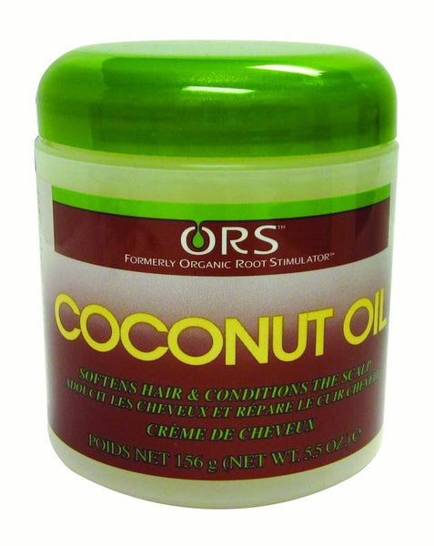 ORS Hairdress Coconut Oil, 5.5 OZ