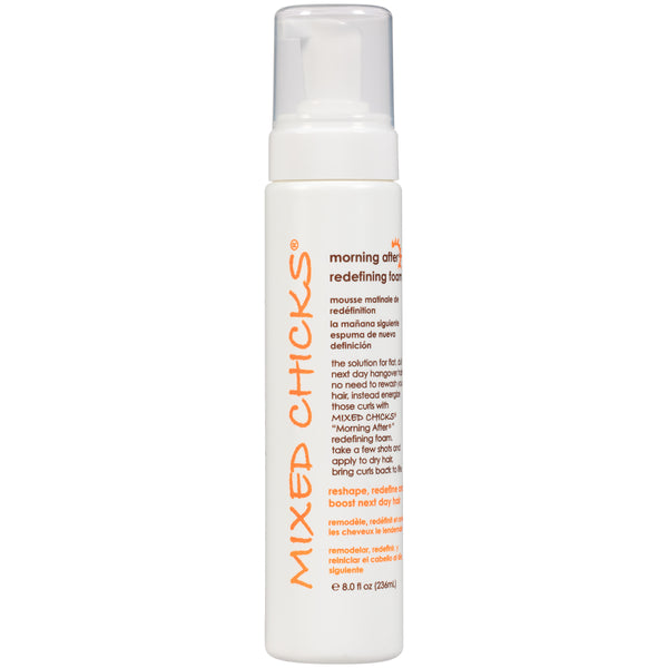 Mixed Chicks® Morning After® Redefining Foam 8 fl. oz. Pump