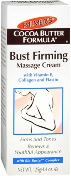 Palmer's Cocoa Butter Formula Bust Firming Massage Cream 4.40 oz (Pack of 6)