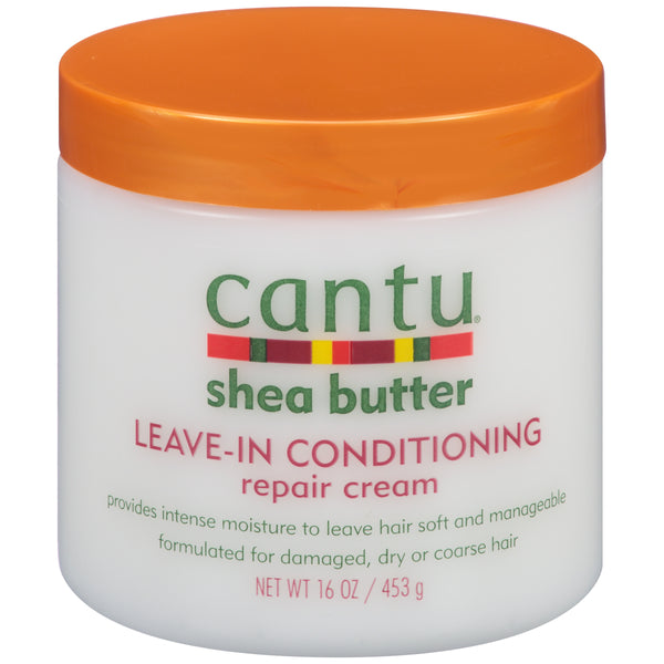 Cantu Conditioning Cream Shea Butter, 16 Fl Oz