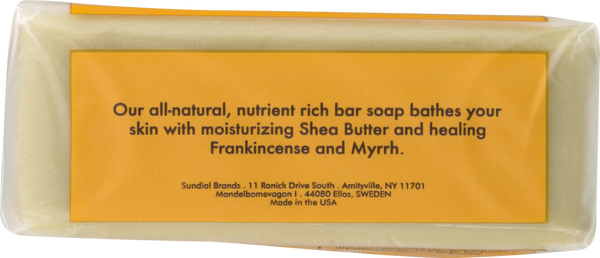 SheaMoisture Raw Shea Butter Soap Bar, 8 oz
