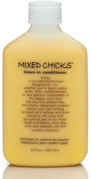 Mixed Chicks Leave-in Conditioner 10 oz (Pack of 3)