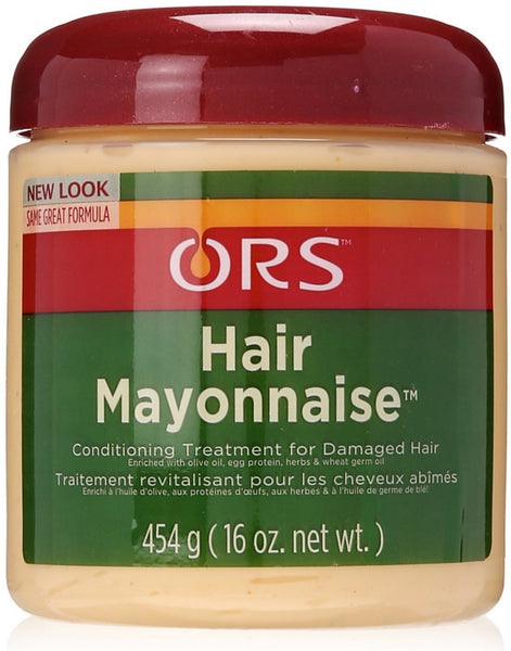 2 Pack - ORS Hair Mayonnaise Conditioning Treatment 16 oz