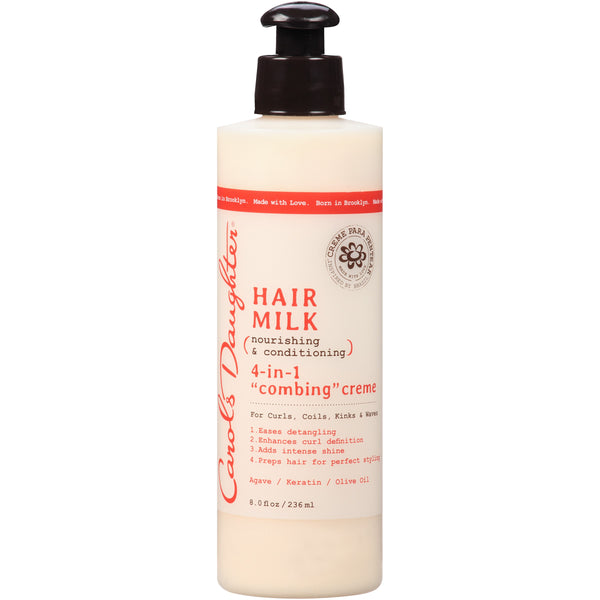 Carol's Daughter Hair Milk 4 in 1 Combing Cr?me, 8 Oz