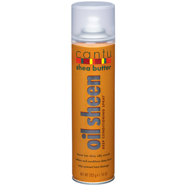 Cantu Shea Butter Deep Conditioning Oil Sheen Spray 10 oz. Aerosol Can
