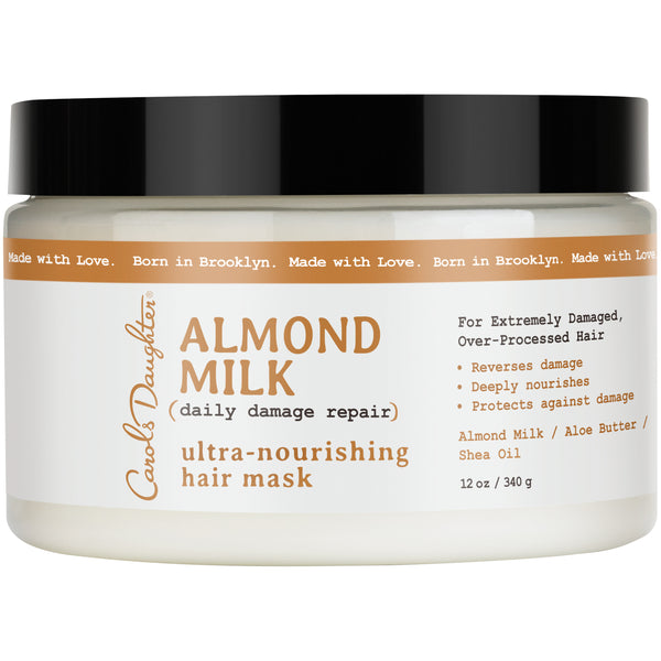 Carol's Daughter Almond Milk Ultra-Nourishing Hair Mask 12 OZ