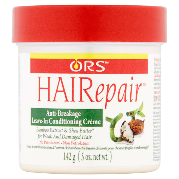 ORS Hairepair Anti-Breakage Leave-In Conditioning Crème, 5 oz