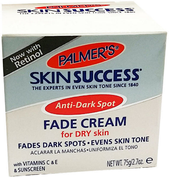 Palmer's Skin Success Anti-Dark Spot Fade Cream for Dry Skin 2.70 oz