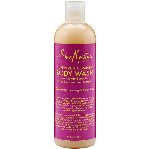 SheaMoisture Superfruit Complex Body Wash, 13 fl oz