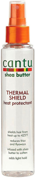 Cantu Thermal Shield Heat Protectant 5.1 oz (Pack of 4)