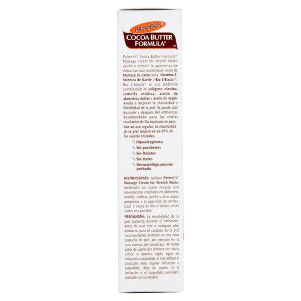 Palmer's Cocoa Butter Formula Massage For Stretch Marks Cream, 4.4 oz