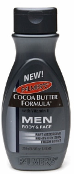 2 Pack - Palmer's Cocoa Butter Formula Men Body & Face Moisturizer 8.50 oz