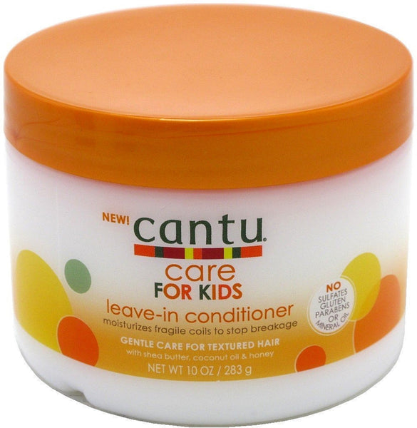 Cantu Kids Care Leave-In Conditioner, 10 oz.