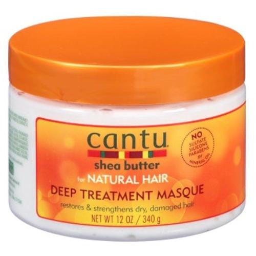 Cantu Deep Treatment Masque, 12 oz (Pack of 2)