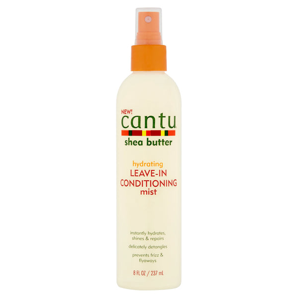 Cantu Hydrating Leave-In Conditioning Mist, 8 fl oz