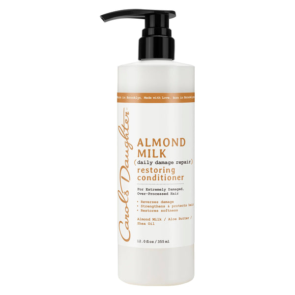 Carol's Daughter Almond Milk Restoring Conditioner 12 FL OZ