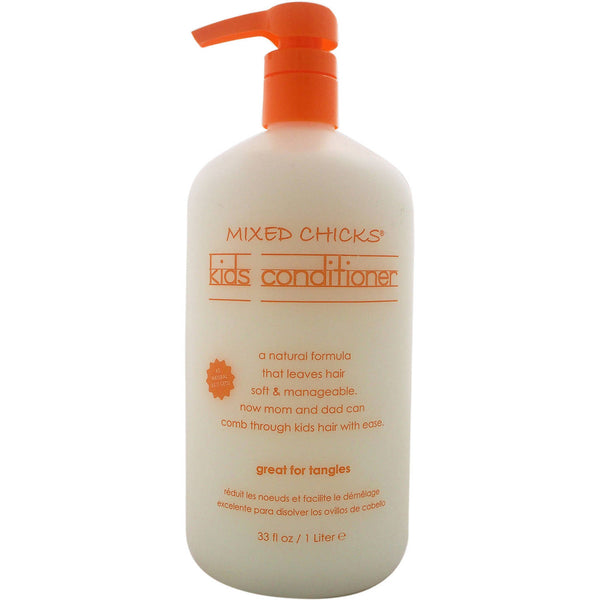 Kids Conditioner by Mixed Chicks for Kids 33 oz