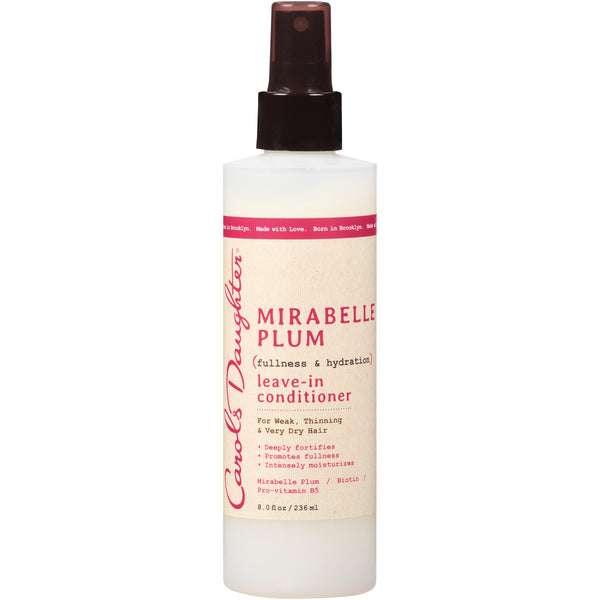 Carol's Daughter Leave In Conditioner, Mirabelle Plum, 8 Oz
