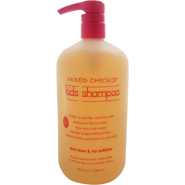 Kids Shampoo by Mixed Chicks for Kids 33 oz
