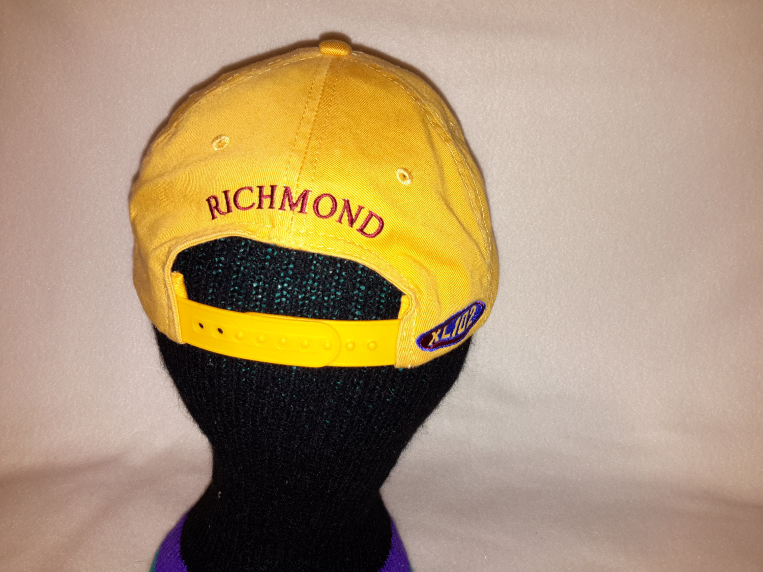 Vintage Richmond Braves Minor League snapback hat cap Atlanta Virginia MLB baseball Cap