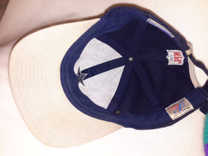Vtg 90s Dallas Cowboys Logo Athletic dad hat cap Dak Prescott Ezekiel Elliot Dez