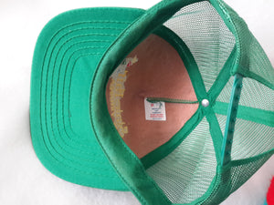 Vtg Virginia State Fair Trucker snapbac hat cap
