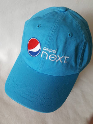 Vtg Pepsi Next dad hat Generation X soda pop cola