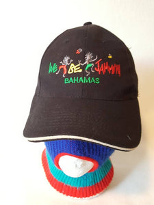 Vtg We Be Jammin Bermuda dad hat summer reggae cross colors