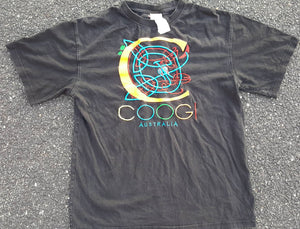 Vintage Coogi Made in Australia  tee Shirt Sz XL deadstock with Tags Biggie sweater