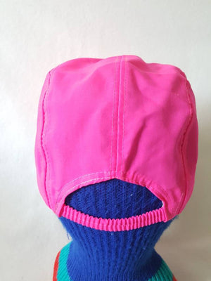 Vintage Misty Cigarettes Neon hat cap Tobacco Smokers Dope Hipster