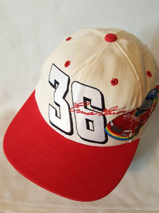 Vtg Skittles Car Ernie Irvin 90s Winston Cup  Racing  hat cap snapback Retro chase authentics Made In UsA