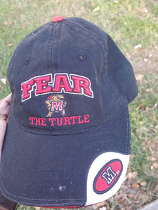 Vintage Maryland Terrapins The Game Dad hat  March Madness University NCAA College basketball