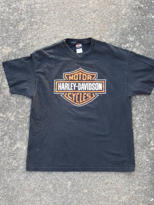 Vtg 1997 Harley Davidson Cycle City Ltd. T Shirt tee Size XLarge Motorcycle Vtg Biker Tee Honolulu Hawaii 90s