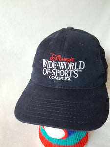 Vtg   Walt Disney Wide World of Sports  strapback Dad Hat