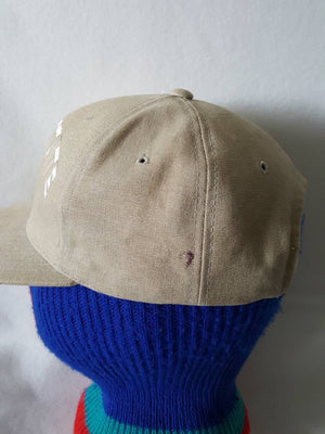 Vintage Penn State 90s American Needle dad hat Khaki l  College football strapback